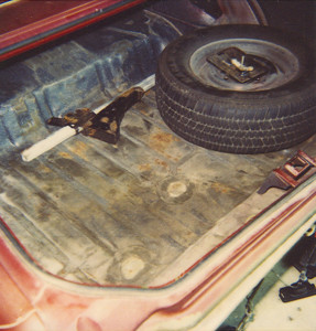 FILTHY TRUNK 1