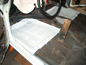 FLOOR PAN PAINT 4 sm